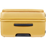 Lojel Cubo Hardside Suitcase Set of 3 Mustard Yellow JCU55, JCU65, JCU78 with FREE Lojel Luggage Scale OCS27 - 6