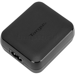 Targus Power 65W USB-C Wall Charger with Qualcomm Quick Charge Black PA104