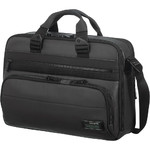 "Samsonite City Vibe 2.0 15.4"" Laptop & Tablet Bailhandle Jet Black 15513"