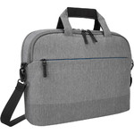 "Targus CityLite Pro 13-15.4"" Laptop Slim Briefcase Grey BT919"