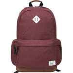 "Targus Strata II 15.6"" Laptop Backpack Burgundy SB936 - 1"