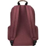 "Targus Strata II 15.6"" Laptop Backpack Burgundy SB936 - 2"