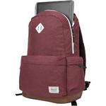 "Targus Strata II 15.6"" Laptop Backpack Burgundy SB936 - 4"