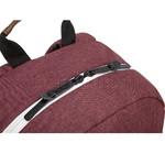 "Targus Strata II 15.6"" Laptop Backpack Burgundy SB936 - 7"
