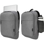"Targus CityLite Pro 13-15.6"" Laptop Convertible Backpack Grey SB937 - 5"