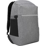 "Targus CityLite Pro 13-15.6"" Laptop RFID Blocking Security Backpack Grey SB938"