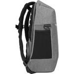 "Targus CityLite Pro 13-15.6"" Laptop RFID Blocking Security Backpack Grey SB938 - 4"