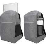 "Targus CityLite Pro 13-15.6"" Laptop RFID Blocking Security Backpack Grey SB938 - 7"