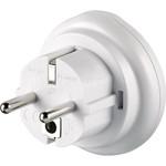 GO Travel Adaptor Plug Australia to EU White GO561 - 1