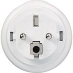 GO Travel Adaptor Plug Australia to EU White GO561 - 3