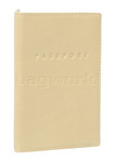 Artex Gypsy Passport Cover Latte 40815
