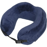 Samsonite Travel Accessories Ergonomic Memory Foam Pillow Navy 92264