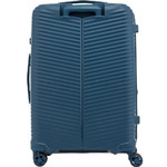 Samsonite Varro Medium 68cm Hardside Suitcase Peacock Blue 12420 - 1