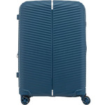 Samsonite Varro Medium 68cm Hardside Suitcase Peacock Blue 12420 - 2
