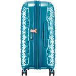 Samsonite Theoni Hardside Suitcase Set of 3 Turquoise 10436, 10435, 10433 with FREE Samsonite Luggage Scale 34042 - 2