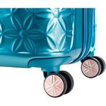 Samsonite Theoni Hardside Suitcase Set of 3 Turquoise 10436, 10435, 10433 with FREE Samsonite Luggage Scale 34042 - 6