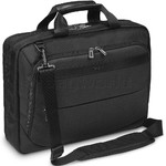 "Targus CitySmart 14-15.6"" Laptop & Tablet Professional Topload Briefcase Black BT915"
