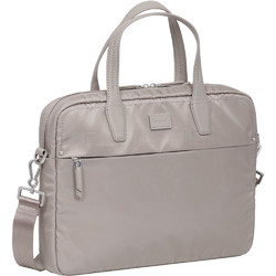 "Samsonite City Air Biz 15.6"" Laptop Bailhandle Briefcase Cinder 91191"