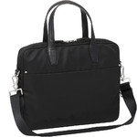 "Samsonite City Air Biz 15.6"" Laptop Bailhandle Briefcase Black 91191 - 1"