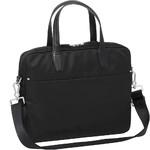 "Samsonite City Air Biz 15.6"" Laptop Bailhandle Briefcase Black 91191 - 1"