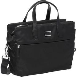 "Samsonite City Air Biz 14.1"" Laptop & Tablet Organised Shopping Bag Black 91192"