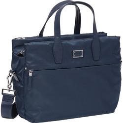 "Samsonite City Air Biz 14.1"" Laptop & Tablet Organised Shopping Bag Dark Blue 91192"