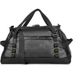 Pacsafe Dry Lite Anti-Theft Water-Resistant 40L Duffle Black 21125