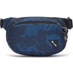 Pacsafe Vibe 100 Anti-Theft Hip Pack Blue Camo 60141