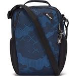 Pacsafe Vibe 200 Anti-Theft Compact Travel Tablet Bag Blue Camo 60181 - 1