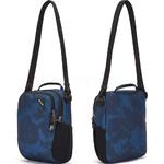 Pacsafe Vibe 200 Anti-Theft Compact Travel Tablet Bag Blue Camo 60181 - 2