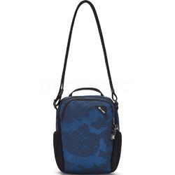 Pacsafe Vibe 200 Anti-Theft Compact Travel Tablet Bag Blue Camo 60181