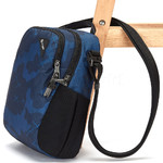 Pacsafe Vibe 200 Anti-Theft Compact Travel Tablet Bag Blue Camo 60181 - 5