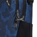 Pacsafe Vibe 200 Anti-Theft Compact Travel Tablet Bag Blue Camo 60181 - 6