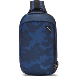 Pacsafe Vibe 325 Anti-Theft Crossbody Tablet Pack Blue Camo 60221