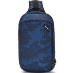 Pacsafe Vibe 325 Anti-Theft Crossbody Tablet Pack Blue Camo 60221