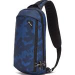 Pacsafe Vibe 325 Anti-Theft Crossbody Tablet Pack Blue Camo 60221 - 1