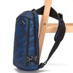 Pacsafe Vibe 325 Anti-Theft Crossbody Tablet Pack Blue Camo 60221 - 5