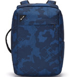 "Pacsafe Vibe 28L Anti-Theft 15.6"" Laptop Backpack Blue Camo 60303"