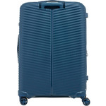 Samsonite Varro Hardside Suitcase Set of 3 Peacock Blue 12419, 12420, 21166 with FREE Samsonite Luggage Scale 34042 - 1