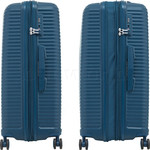 Samsonite Varro Hardside Suitcase Set of 3 Peacock Blue 12419, 12420, 21166 with FREE Samsonite Luggage Scale 34042 - 3