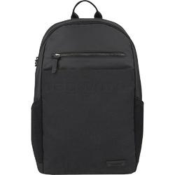 "Travelon Metro Anti-Theft 15.6"" Laptop & Tablet Backpack Black 43412"