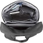 "Travelon Metro Anti-Theft 15.6"" Laptop & Tablet Backpack Heather Grey 43412 - 2"