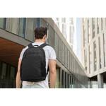 "Travelon Metro Anti-Theft 15.6"" Laptop & Tablet Backpack Heather Grey 43412 - 6"
