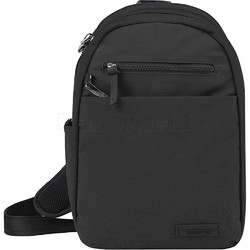 Travelon Metro Anti-Theft Tablet Sling Bag Black 43413