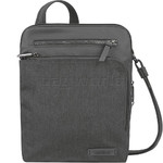 Travelon Metro Anti-Theft Crossbody Bag Heather Grey 43415