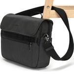 """Pacsafe Metrosafe X Anti-Theft 12.3"""" Laptop Messenger Bag Carbon 30630  - 5"""