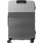 Samsonite Red Robo 2 Hardside Suitcase Set of 3 Silver 25316, 25315, 25314 with FREE Samsonite Luggage Scale 34042 - 1