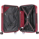 Samsonite Red Robo 2 Hardside Suitcase Set of 3 Red 25316, 25315, 25314 with FREE Samsonite Luggage Scale 34042 - 5