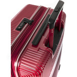 Samsonite Red Robo 2 Hardside Suitcase Set of 3 Red 25316, 25315, 25314 with FREE Samsonite Luggage Scale 34042 - 6