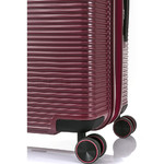 Samsonite Red Robo 2 Hardside Suitcase Set of 3 Red 25316, 25315, 25314 with FREE Samsonite Luggage Scale 34042 - 7